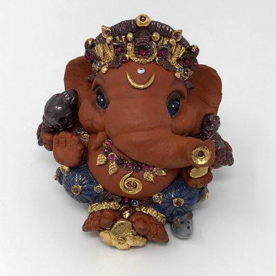 Brigitte Saugstad Ganesha Royal