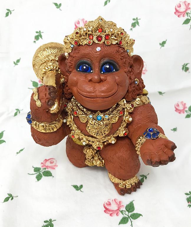 Brigitte Saugstad Hanuman Royal-2 J