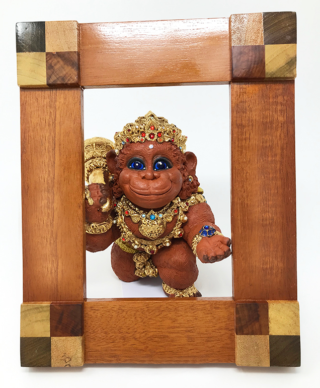 Brigitte Saugstad Hanuman Royal-2 K