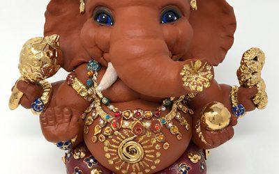 Creation of Ganesha Video