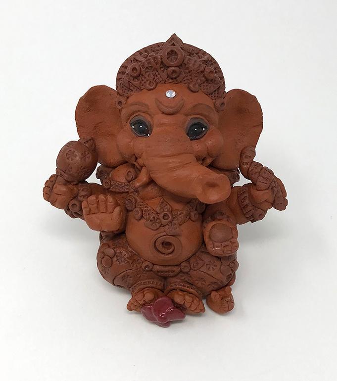 Brigitte Saugstad Ganesha Simple-5