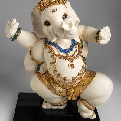 Brigitte Saugstad Ganesha- Lord of the Dance