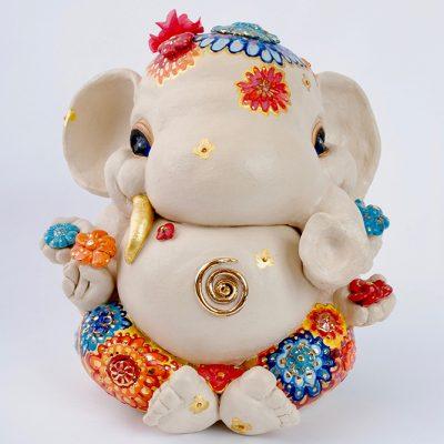 Brigitte Saugstad Ganesha- Papagena