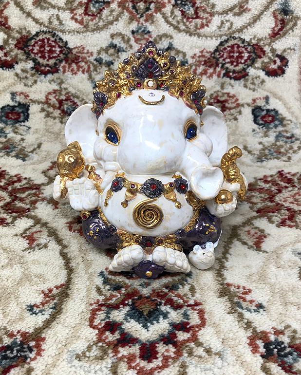 Brigitte Saugstad Ganesha Royal-11 K