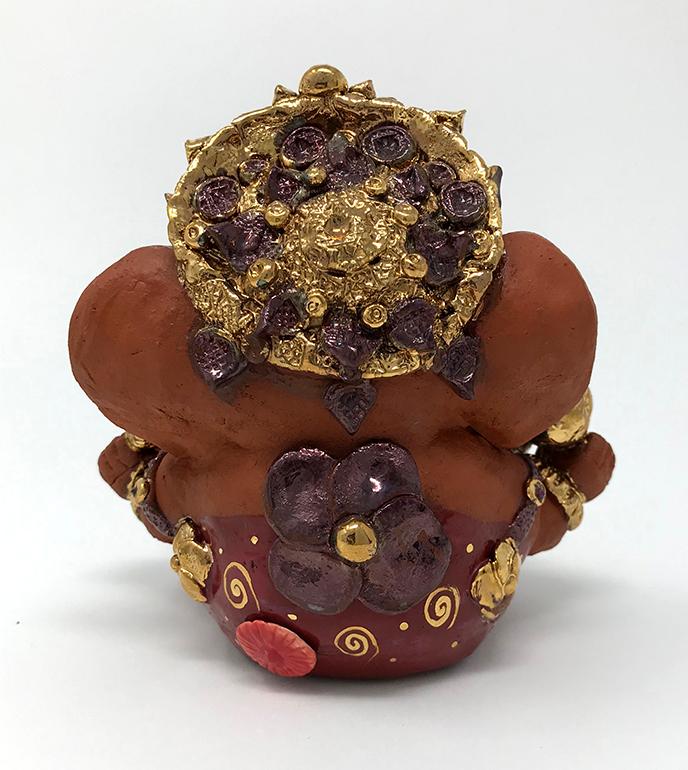 Brigitte Saugstad Ganesha Royal-