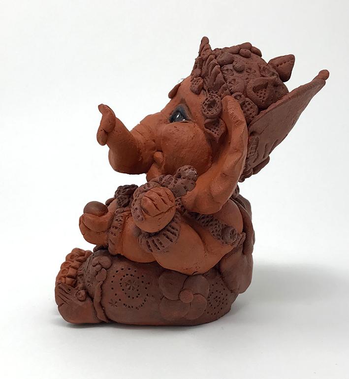 Brigitte Saugstad Ganesha Simple