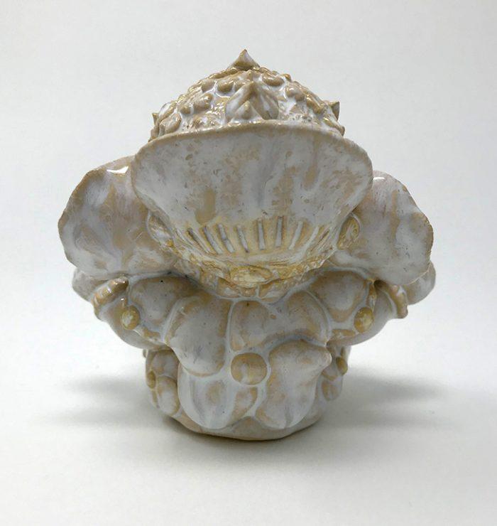 Brigitte Saugstad Ganesha Simple-Glaze