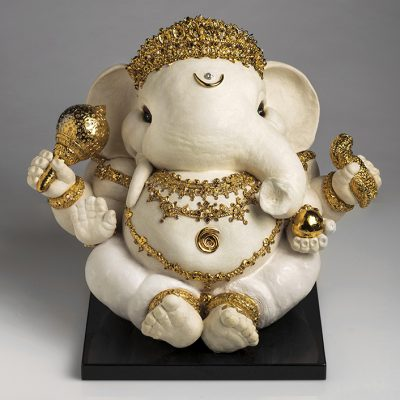 Brigitte Saugstad Ganesha- The Divine Child