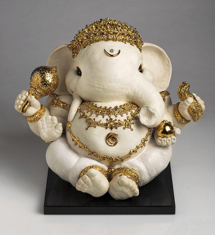 Brigitte Saugstad Ganesha- The Divine Child