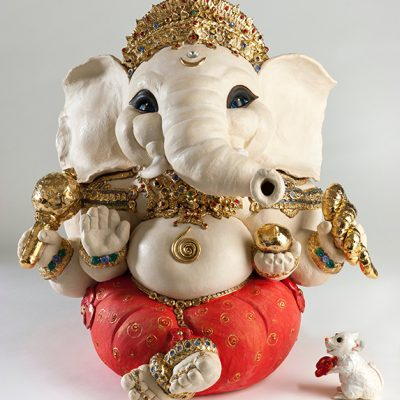 - Brigitte Saugstad Ganesha - The Remover of Obstacles