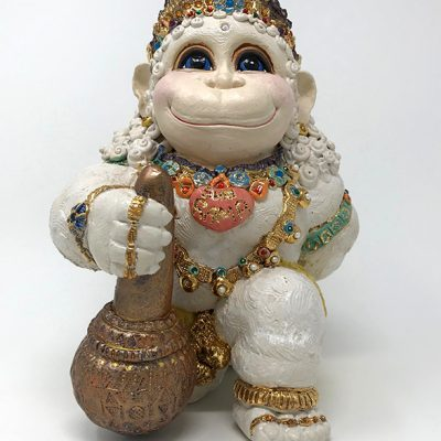 Brigitte Saugstad Hanuman Royal