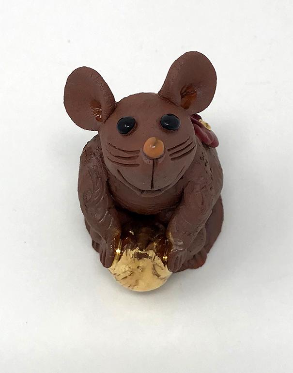 Brigitte Saugstad Mouse