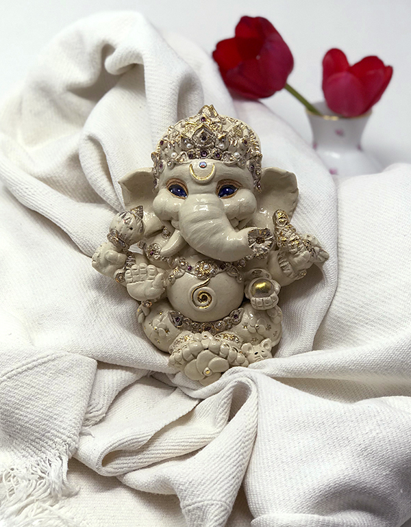 Brigitte Saugstad Ganesha Royal-13
