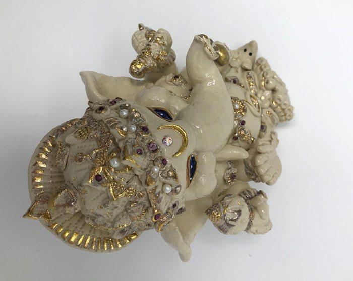 Brigitte Saugstad Ganesha Royal-13 E