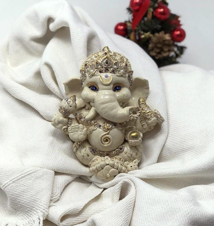Brigitte Saugstad Ganesha Royal-13 I