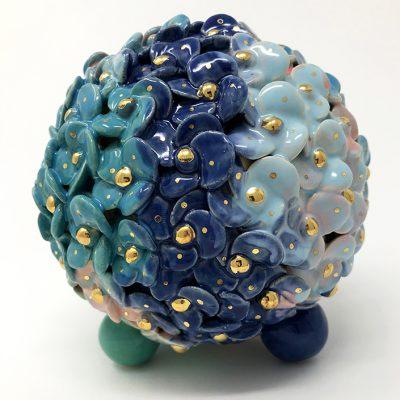 Brigitte Saugstad ViennaBloom-13 C BlueDream