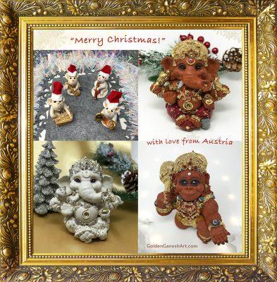 Merry Christmas 2020 from Studio Saugstad