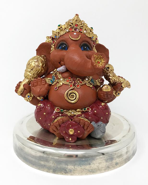 Brigitte Saugstad Ganesha Royal-15 E