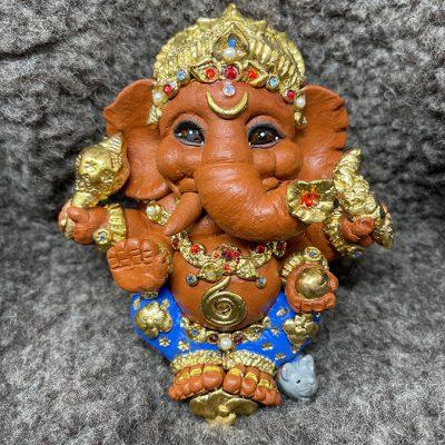 Brigitte Saugstad Ganesha Royal-16 C