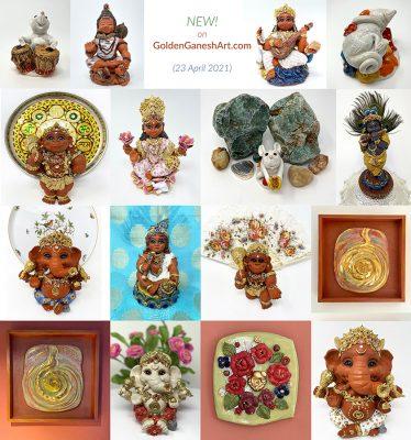 16 new products, ceramic art